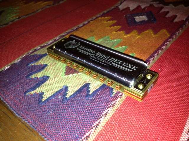 MB Deluxe Key of A