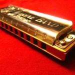 MB 1896 - G Sealed pearwood comb.